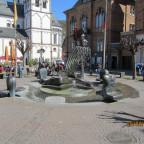 Marktplatzbrunnen in Boppard