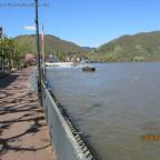 Rheinpromenade bei Boppard